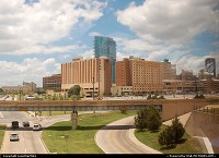 Photo by LoneStarMike | Fort Worth  highway, skyline, skyscraper